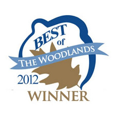 Best of the Woodlands 2012 Winner