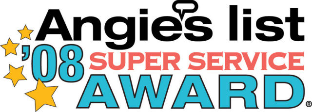 Southeast Texas Trees LLC receives Angie's List 2008 Super Service Award